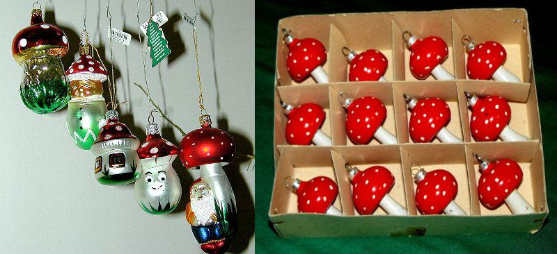 Légyölő galóca karácsony mikulás