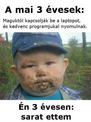 A számítógép hatása a fiatalokra