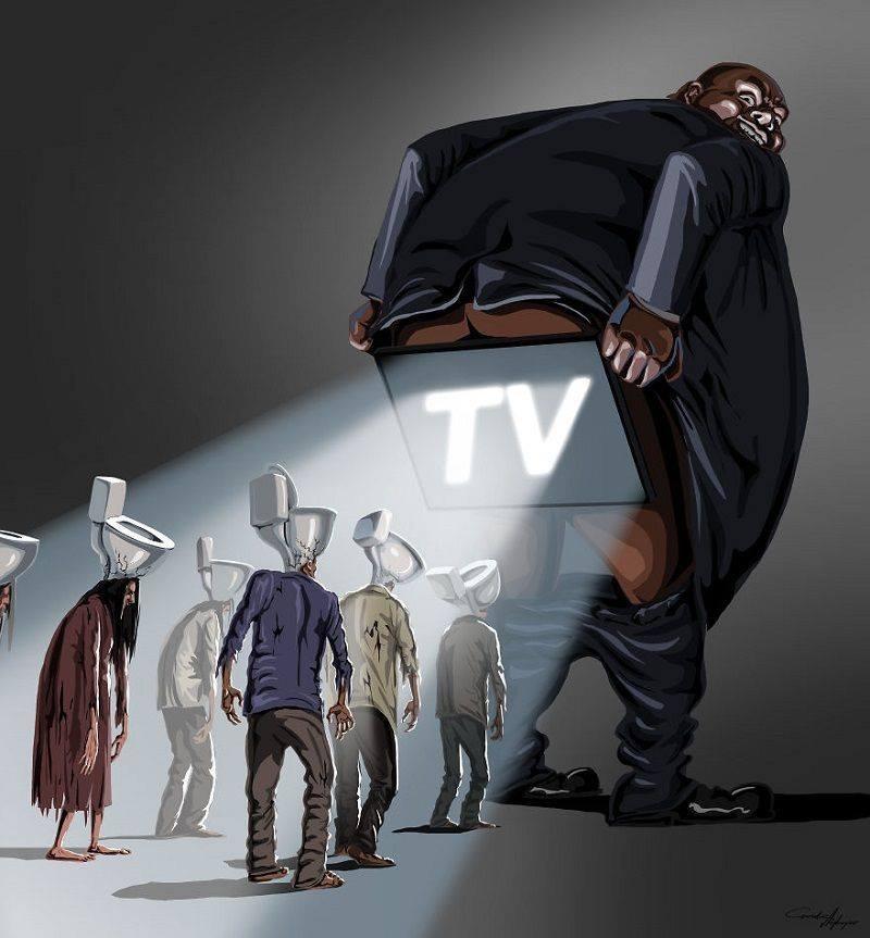 TV = agymosás !