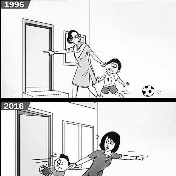 Őrült anyák, szülők