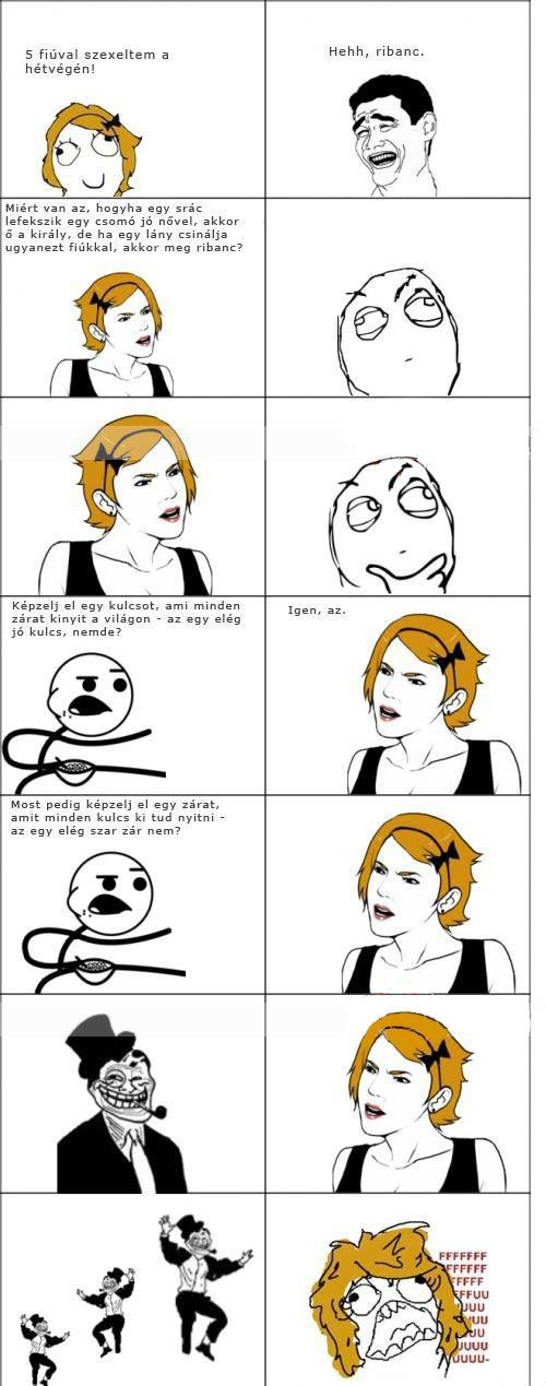 őrült női