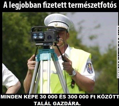 Az őrült rendőr