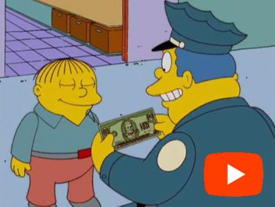 Hülye rendőr + a Pénz