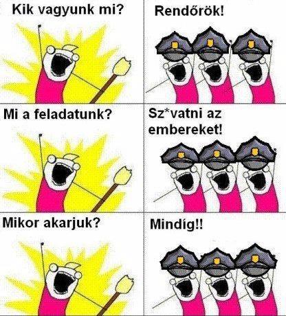 Őrült rendőrség