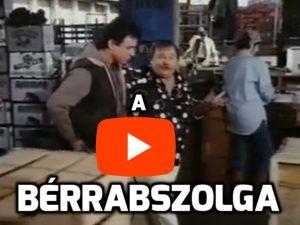 A BérRabSzolga munka kerülő munkás ^^