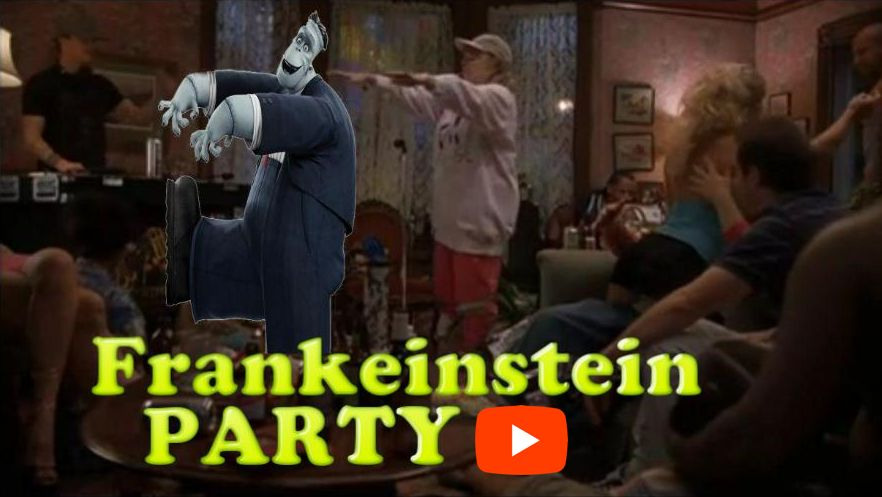 Frankeinstein party