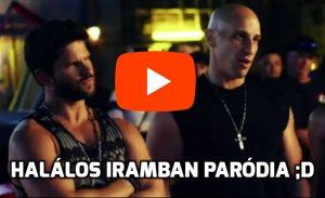 Halálos iramban PARÓDIA online filmnézés Haláli iramban teljes film ingyen