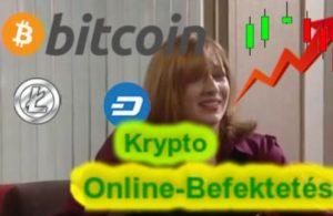 Kriptovaluta befektetés