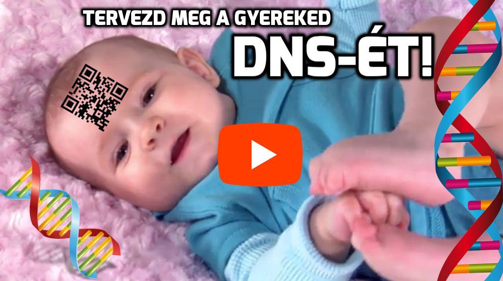 Tervezd meg a gyereked DNS-ét!