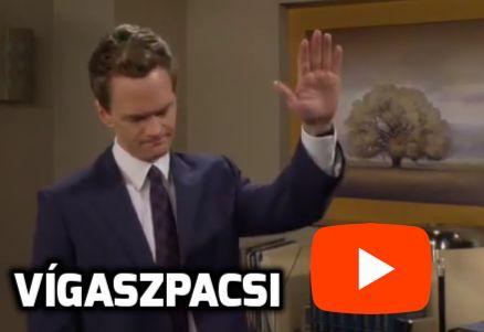 VígaszPacsi - Így jártam anyátokkal videó részlet