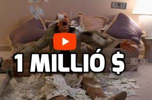 1 millió dollár