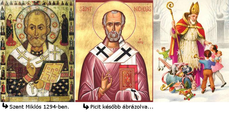 Karácsony eredete valódi igazi karácsonyi eredet honnan ered Szent Miklós