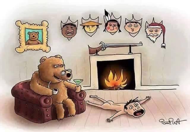 Állatok fordítva