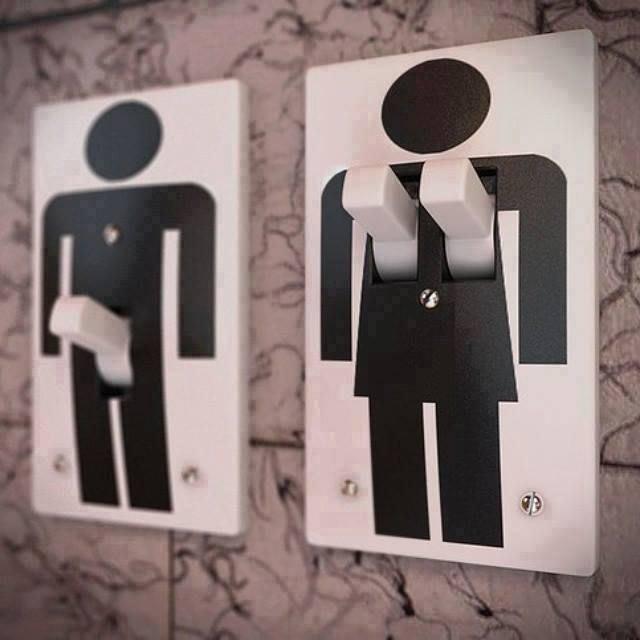 WC kapcsoló