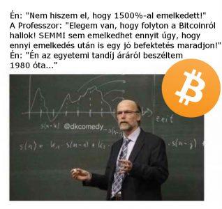 Bitcoin vs. Egyetem