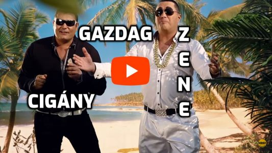 Gazdag Cigány Sok Pénz Zene Videó Paródia