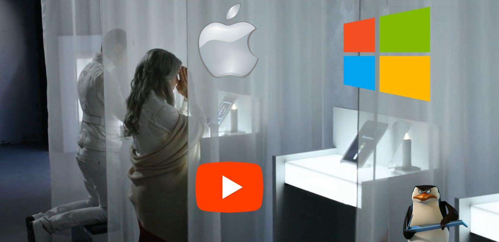 Apple + Linux + Windows összehasonlítás