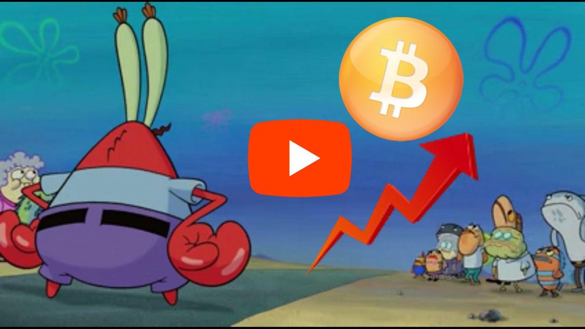 Bitcoin + Spongyabob