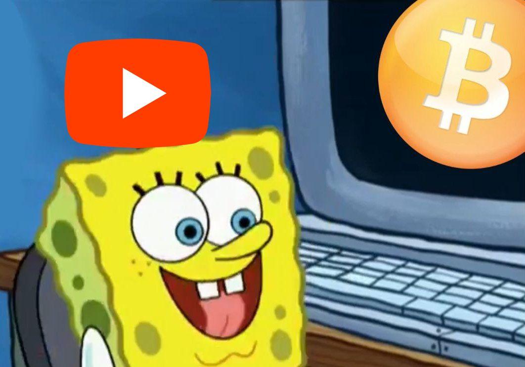 Bitcoin + Spongyabob kockanadrág videó 1. / 2