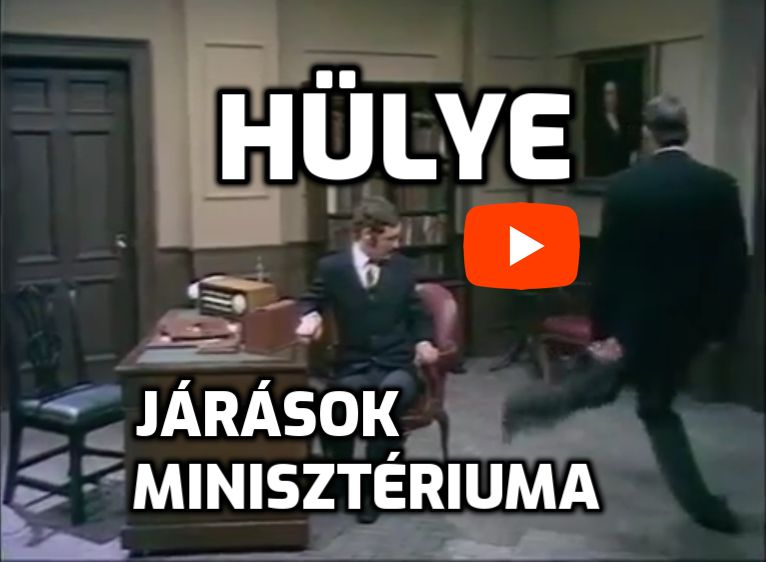 Hülye Járások Minisztériuma - Monty Python videó
