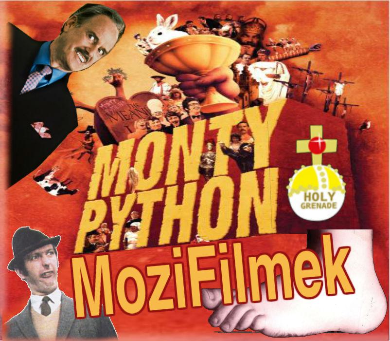 Monty Python MoziFilmek szinkronosan Hollywood paródia szinkronos magyar magyarul teljes film nézés