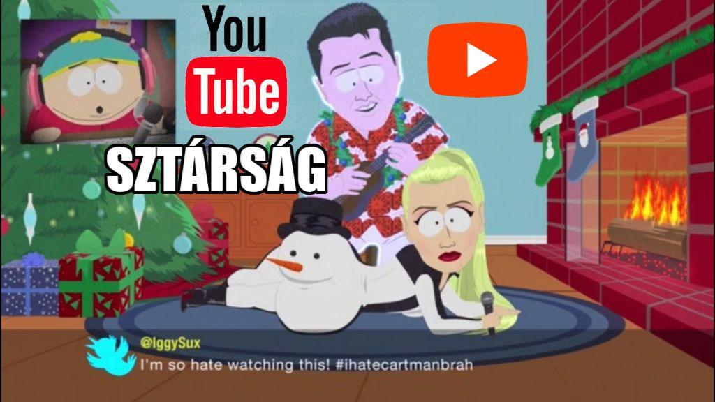 YouTube Sztárság: Hogyan legyünk YouTube sztárok karácsonyig