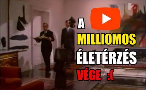 A Milliomos Életérzés VÉGE videó