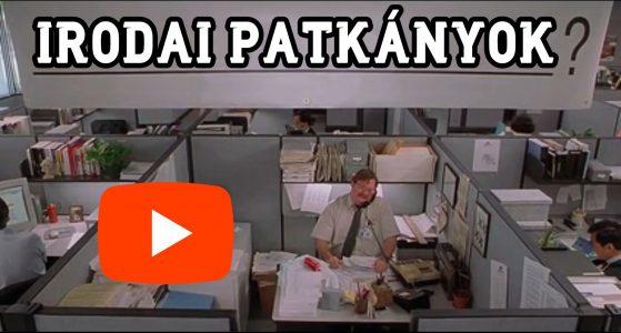 Irodai Patkányok film online filmnézés az őrült irodai munkásokról