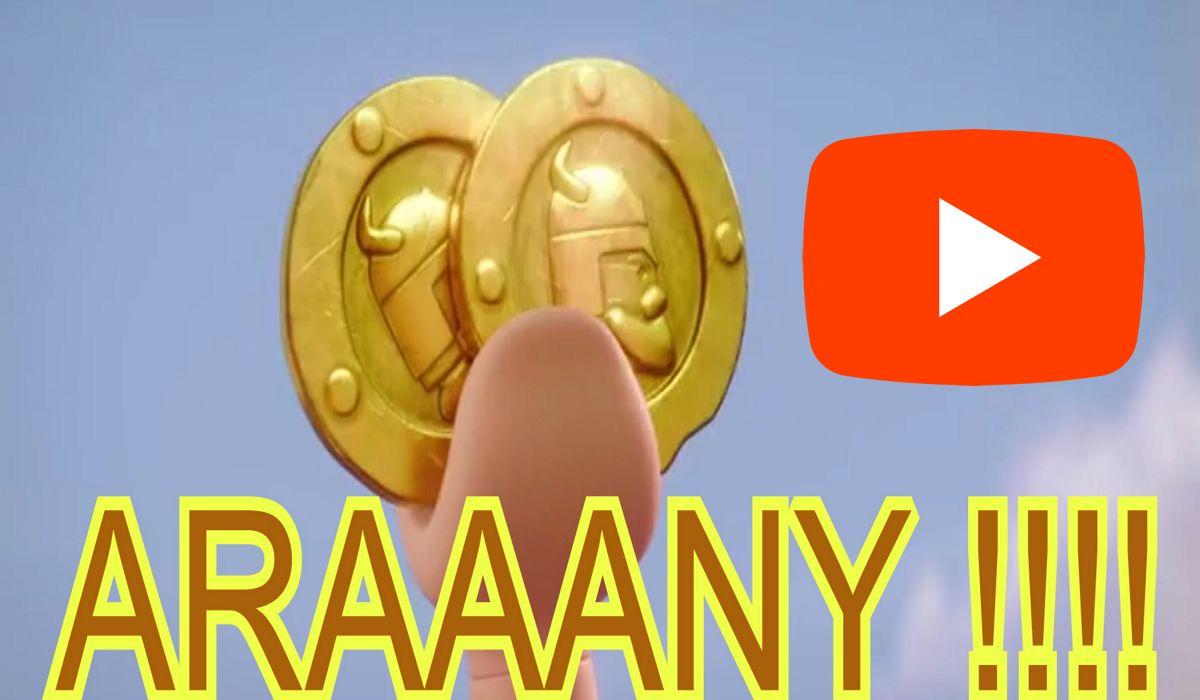 Őrült vadnyugati aranyláz videó