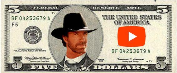 Sok PÉNZ + Chuck Norris vicces videó