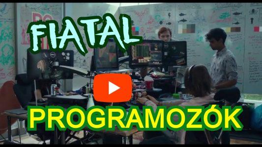 Játék App Programozás Fiatalon + Őrült fiatal programozók vs. Diploma vicces videó