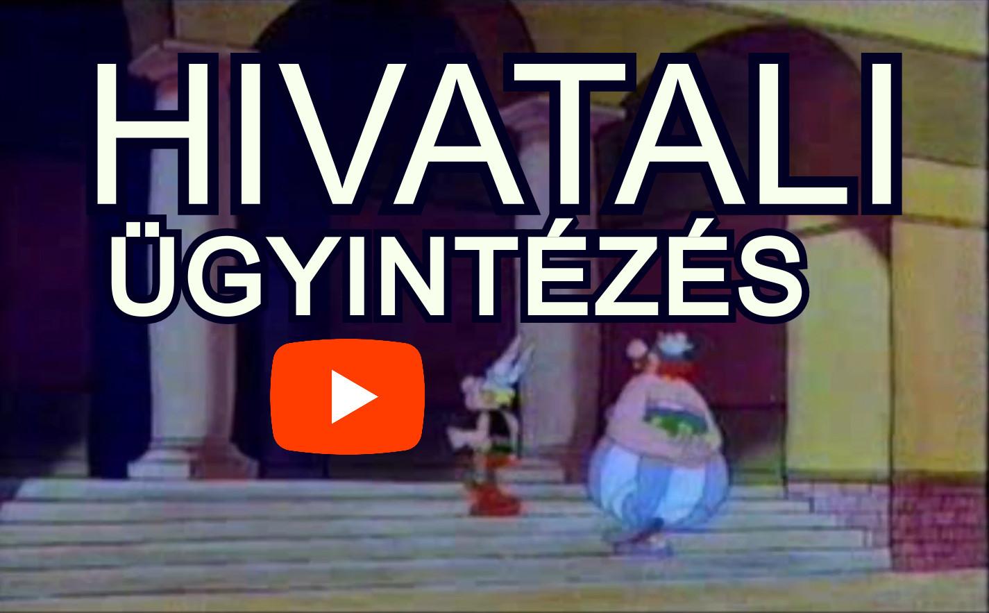 Asterix & Obelix: Hivatalos Hivatali Papír Ügyintézés az Őrült Hivatalban