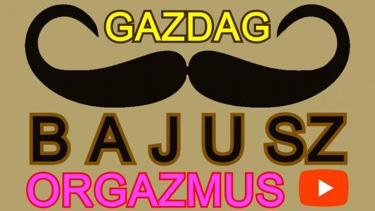 Gazdag Bajusz Orgazmus videó részlet + bajusz tánc zene dal a Hogyan rohanj a vesztedbe? filmből