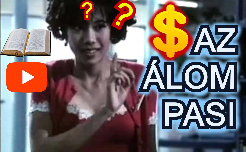 Álom Pasi: Sok Pénz Gazdag vs. Okos, Jóképű, Józan, Kedves, Rendes, nem szerencsejátékos videó részlet