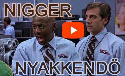 NiggerNyakkendő videó részlet - Ki A Főnök Niggere, nigger nyakkendő