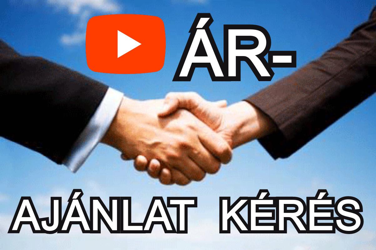 Jó Árajánlat kérés Hatékonyan videó