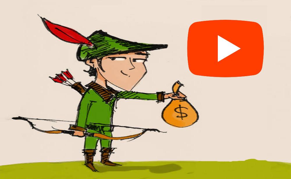 Robin Hood pénz videó