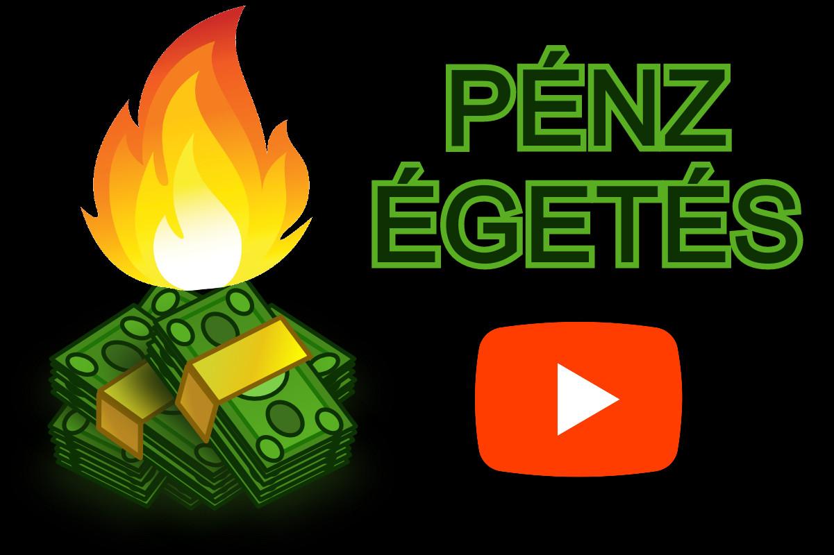 Pénz Égetés videó részlet