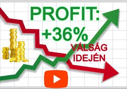 1 perces paródia videó: Aranybánya beavatás vagy +36% profit a tőzsdén válság idején elit klub beavatási próba.. ! xD