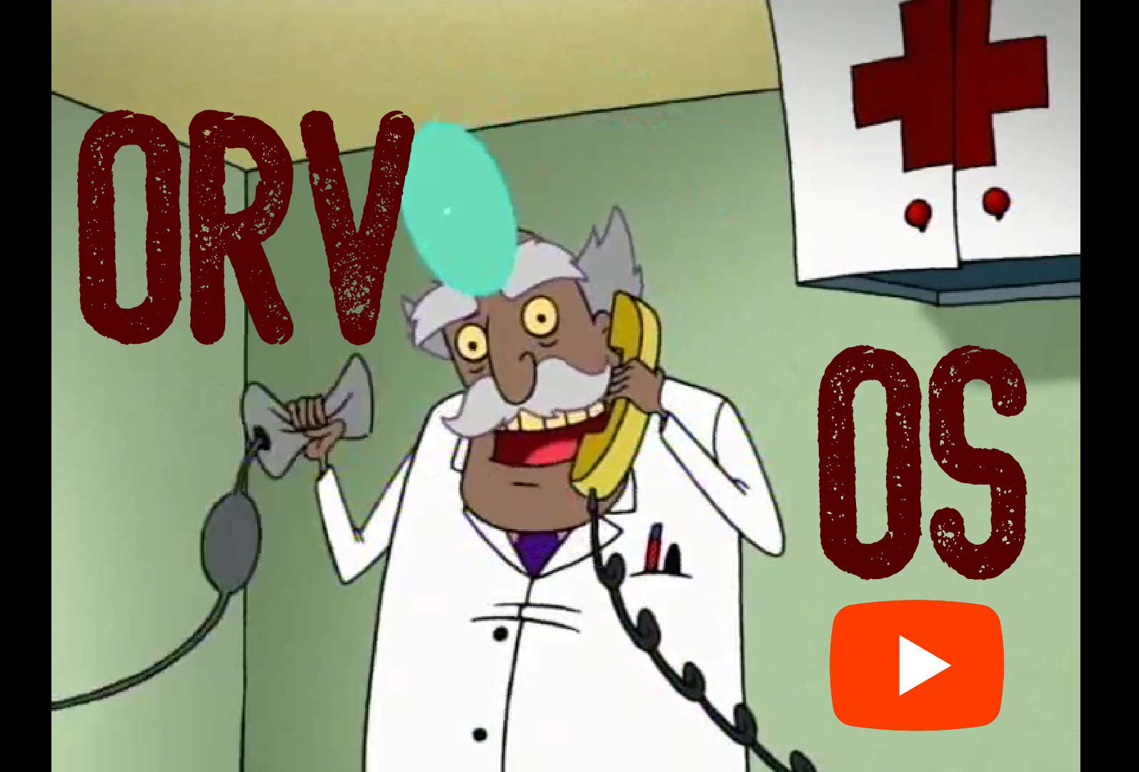 gazdag de tisztességtelen, erkölcstelen, korrupt orvosi kórházi praktikák paródia videó részlet