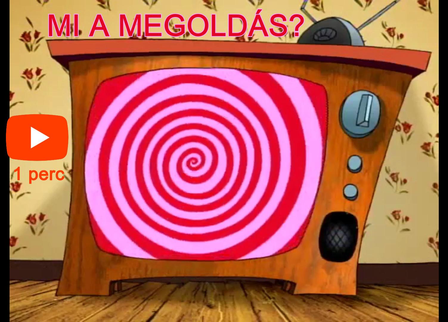 A Kacsa Hírek TV hipnózis megoldása vicces videó részlet