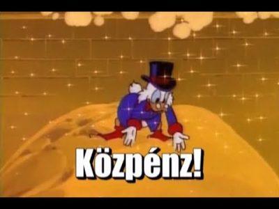 KözPénz Lopás KacsaMesék Zene videóklip