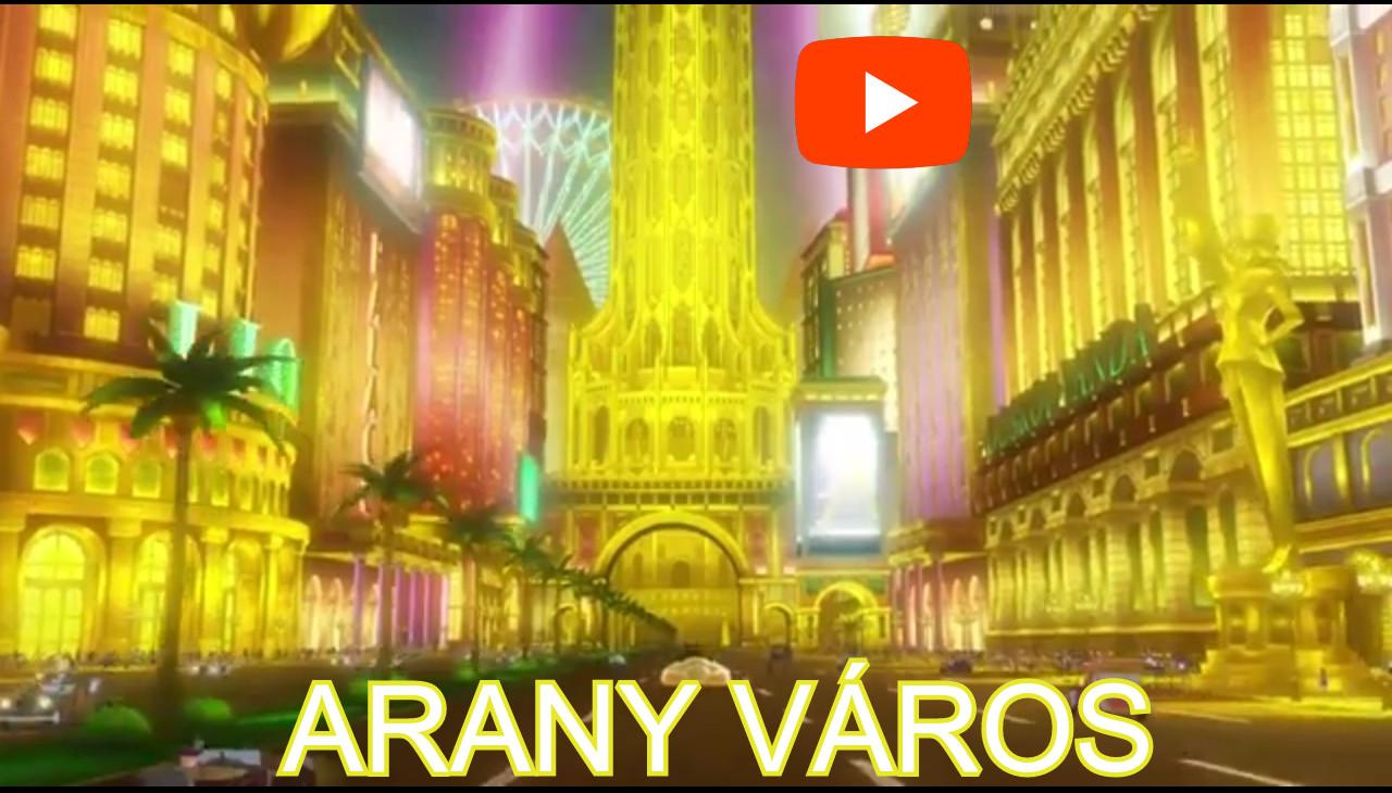 Anime a Pénzről, Luxus Gazdagokról