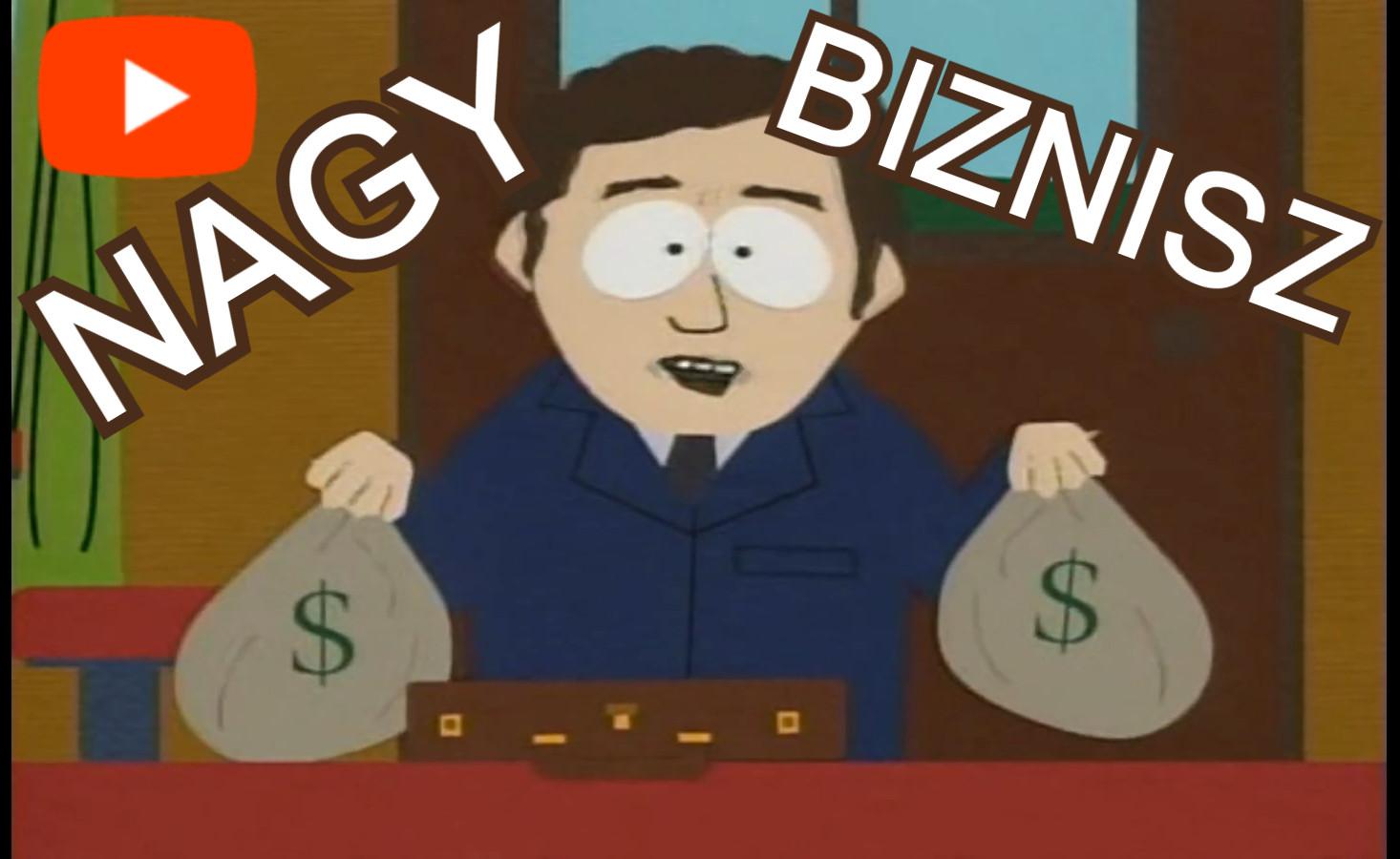 Miben van nagy üzlet?