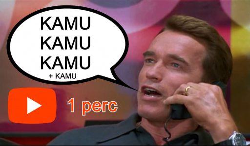 Arnold Schwarzenegger TeleMarketinges pénzügyi mozifilm részlet