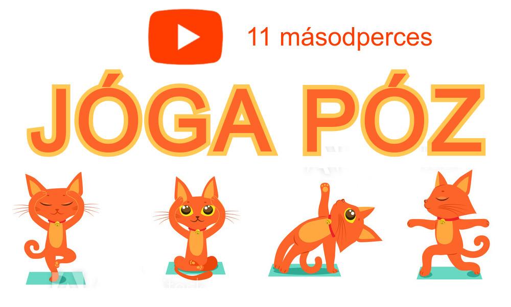 A Legjobb Jóga Póz videó