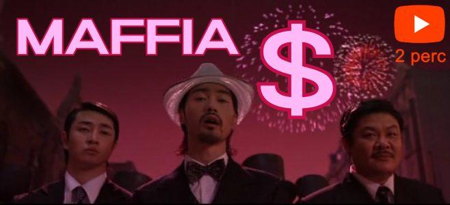 Vicces Maffia paródia mozifilm videó részlet